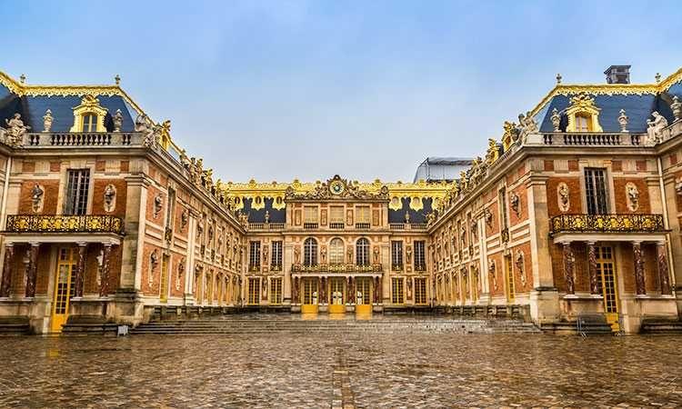 Billet coupe file du ch teau de versailles et ses jardins - Jardin du chateau de versailles gratuit ...