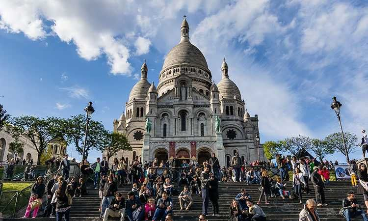 Sacré-Coeur and Montmartre Tour with Expert Tour Guide