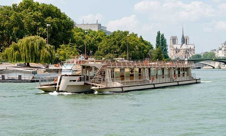 Seine River Cruise Sightseeing