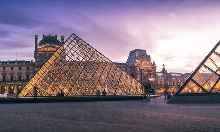 Billet coupe file tour eiffel acc s sommet mus e du louvre ticket - Musee du louvre billet coupe file ...