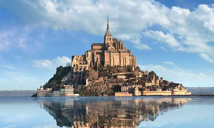 Mont Saint Michel Tour from Paris with lunch