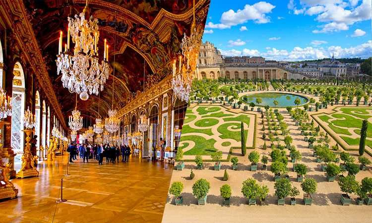 Versailles Half Day Skip the Line: Palace and Gardens Guided Tour