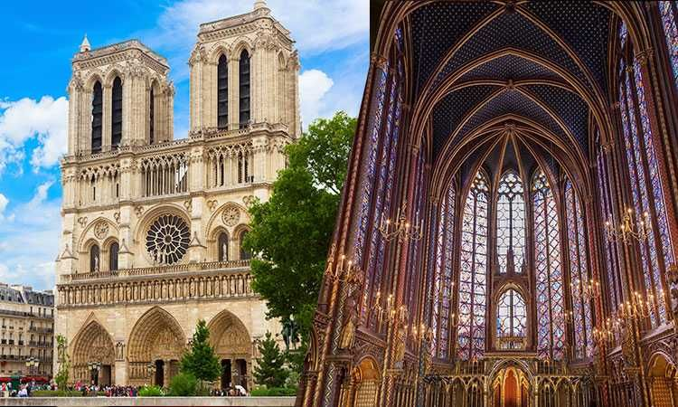 Notre Dame Towers & Sainte-Chapelle Tour