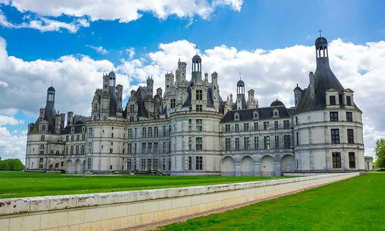 Ch teau de chambord tour with histopad book now - Castillo de chambord ...