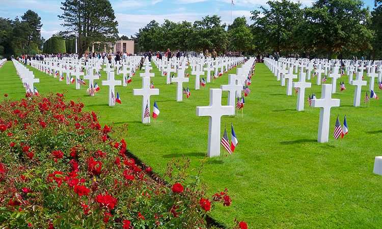 Normandy American Cemetery and Memorial Walking Tour