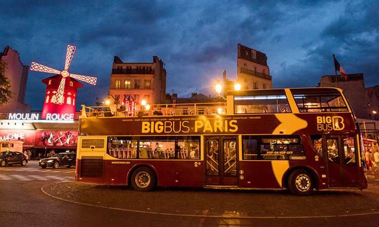 Big Bus Pass 2 jours
