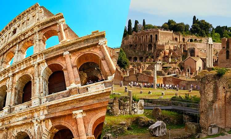 Guided Tour of Colosseum, Roman Forum & Palatine Hill