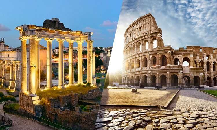 Skip the Line Entry with Host to Colosseum, Roman Forum & Palatine Hill