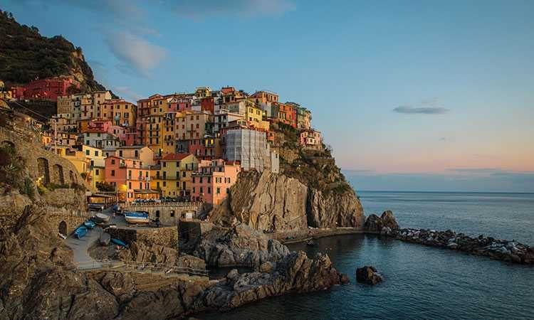 Cinque Terre Full-Day Tour from Florence