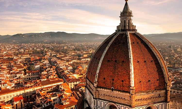 Guided tour of Filippo Brunelleschi's Dome (Cupola) in Florence
