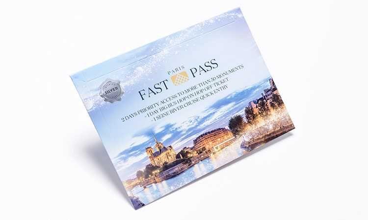 Paris Fast Pass Silver