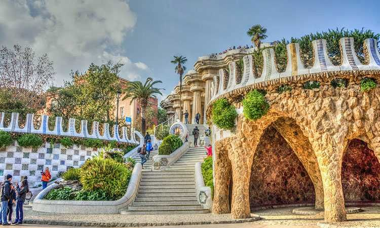 Park Güell Skip The Line Guided Tour