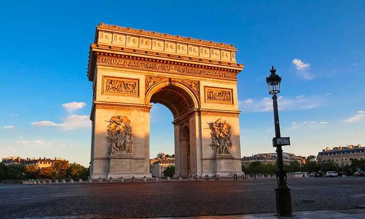 Arc de Triomphe Skip the Line Ticket