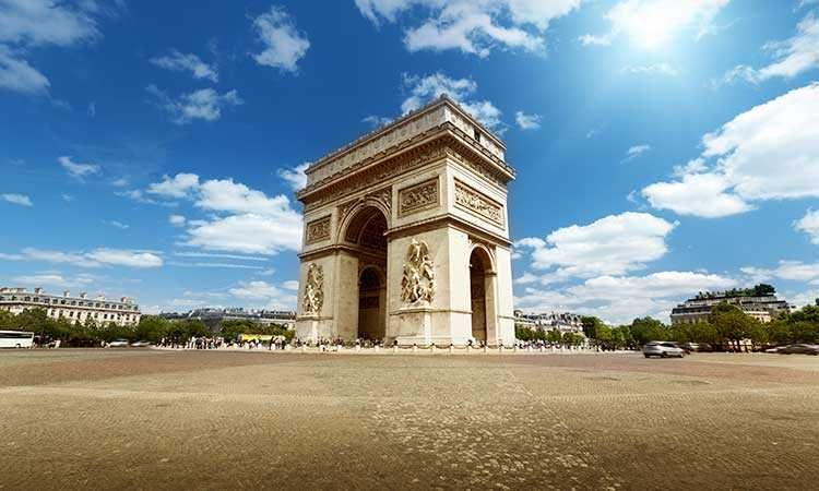 Skip the line : Arc de Triomphe guided tour