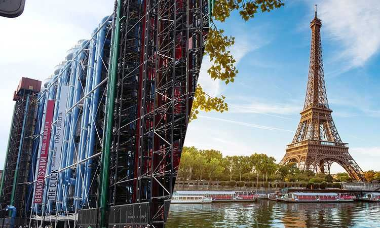 Skip the line: Eiffel Tower Summit & Centre Pompidou Ticket