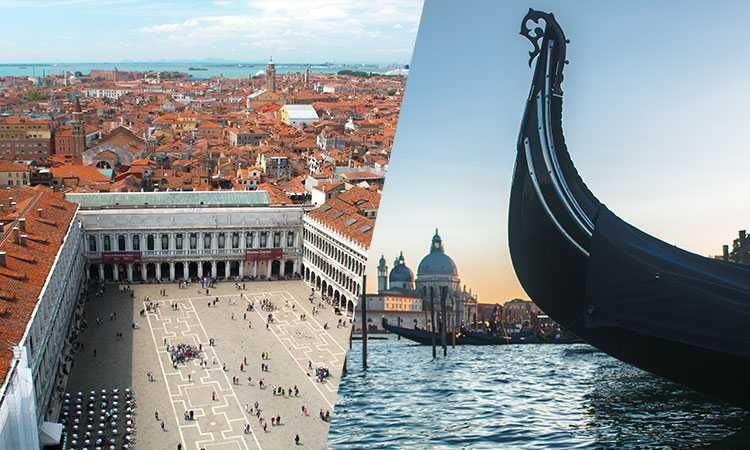 Skip the line : Gondola Ride & Saint-Mark Basilica Guided Tour