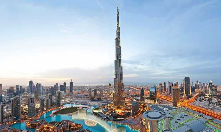 Burj Khalifa: Ticket for the 124th and 125th floors