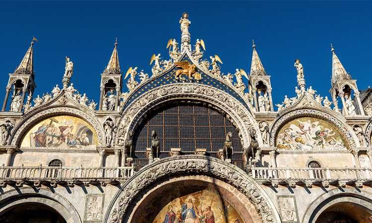 Skip the line tickets for St Mark's Basilica
