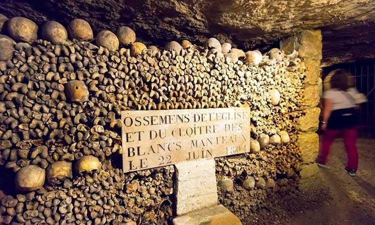 Priority Access Guided Tour of the Paris Catacombs