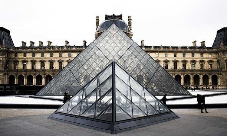 Priority Access Entrance E-Tickets to Louvre Museum