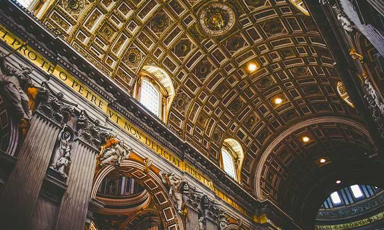 Self-Guided Tour of Rome and St Peter's Basilica