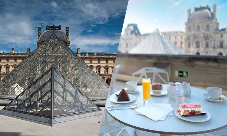 Louvre Museum Gourmet Experience & Skip-The-Line Access
