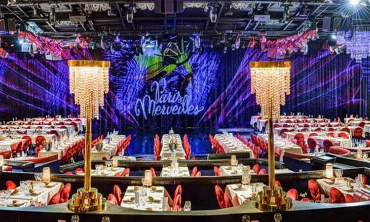 Lido Dinner & Show: Soirée Champs-Elysées