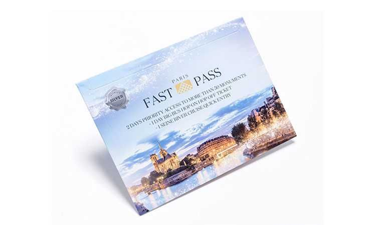 Paris Vip Pass Silver with Summit Access