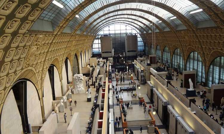 Orsay Museum Family Tour