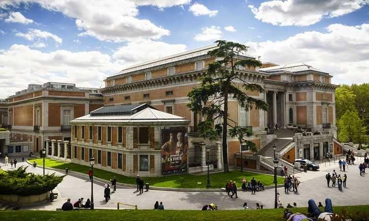 Skip The Line Ticket for the Prado Museum