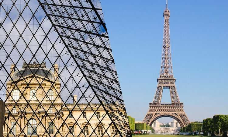 Skip the line tickets: Eiffel Tower Summit & Louvre Museum