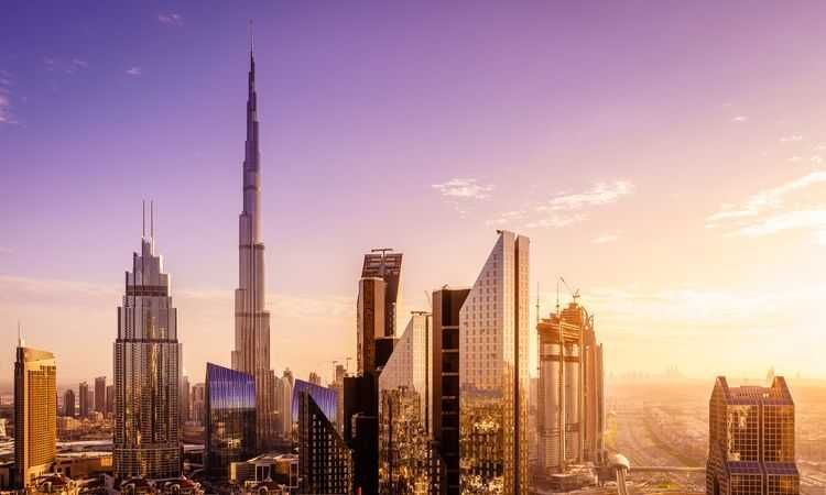 Burj Khalifa: Ticket for 148th floors