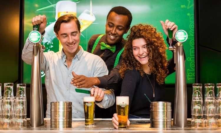 Heineken Experience Ticket