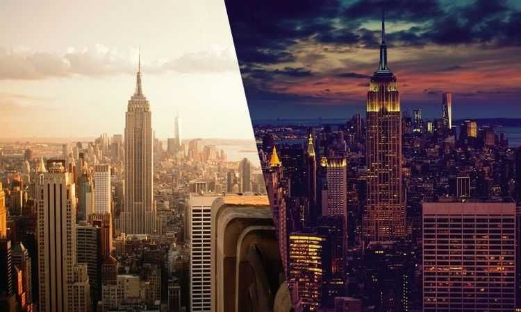 Day & night tickets for the Empire State Building