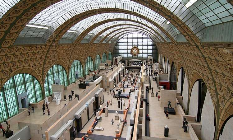 Exclusive entry Ticket to Orsay Museum