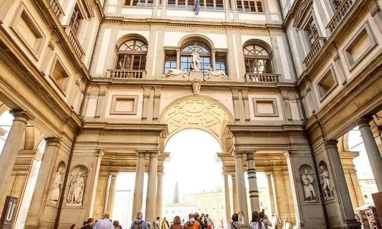 Skip the Line: Florence Uffizi Gallery Guided Tour
