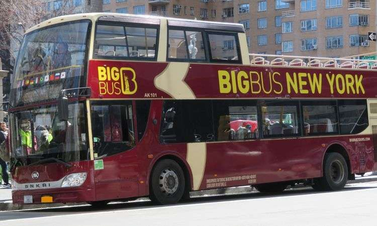 Big Bus New York Circuit Premium 2 jours