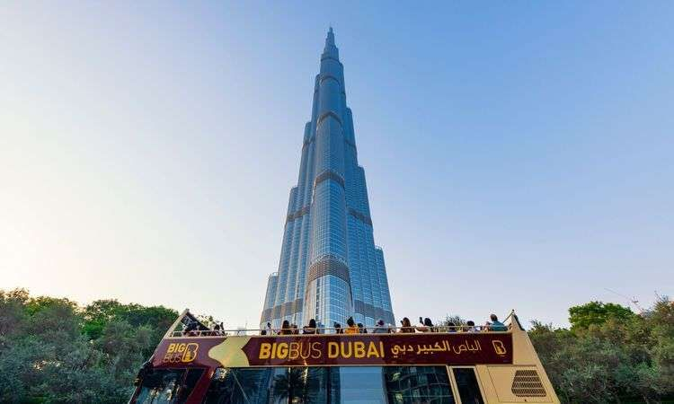 Big Bus Dubai Classic Tour 1 Day