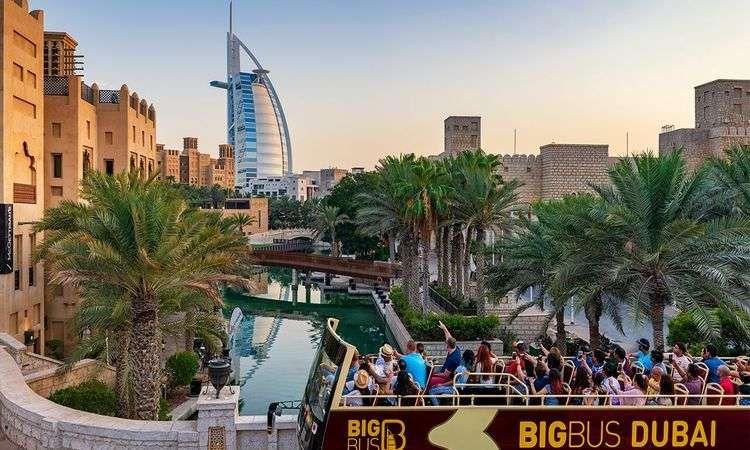 Big Bus Dubai Deluxe Tour 5 Days