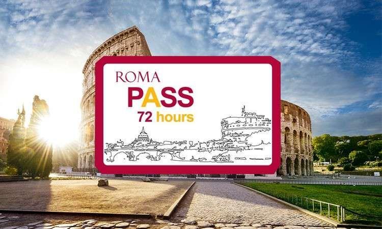 Roma Pass 72 Hours