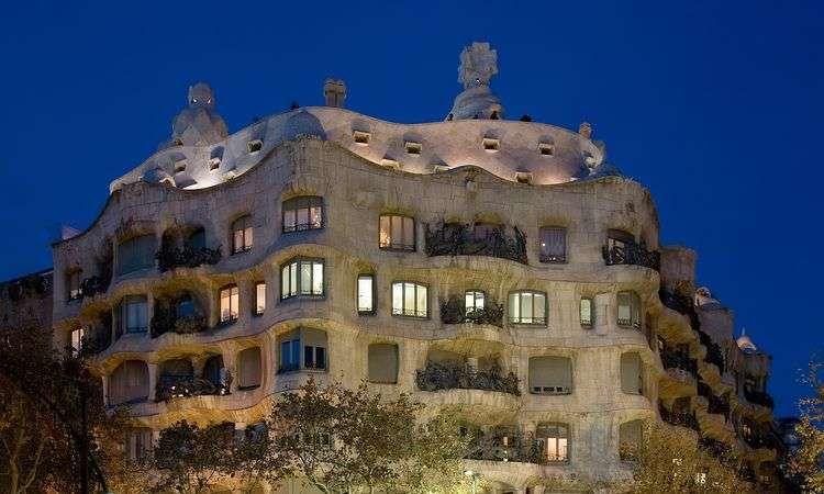 Casa Mila - Billet Nocturne