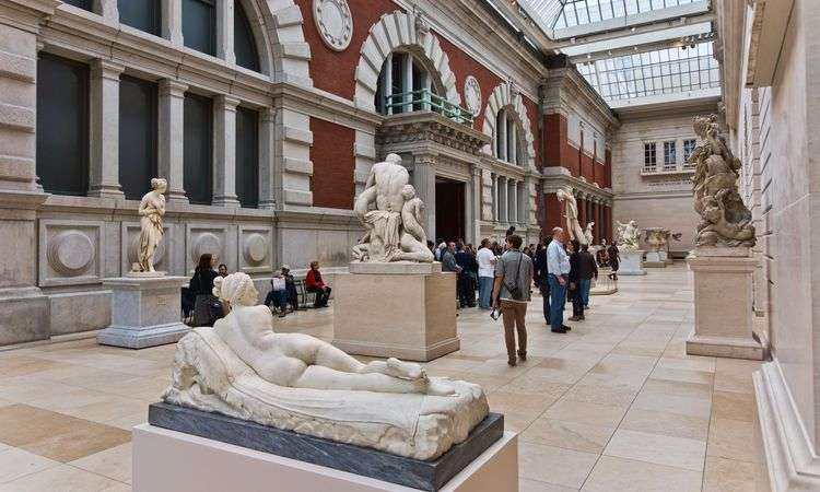 Metropolitan Museum of Art Skip the Line Tickets : 3-days Access