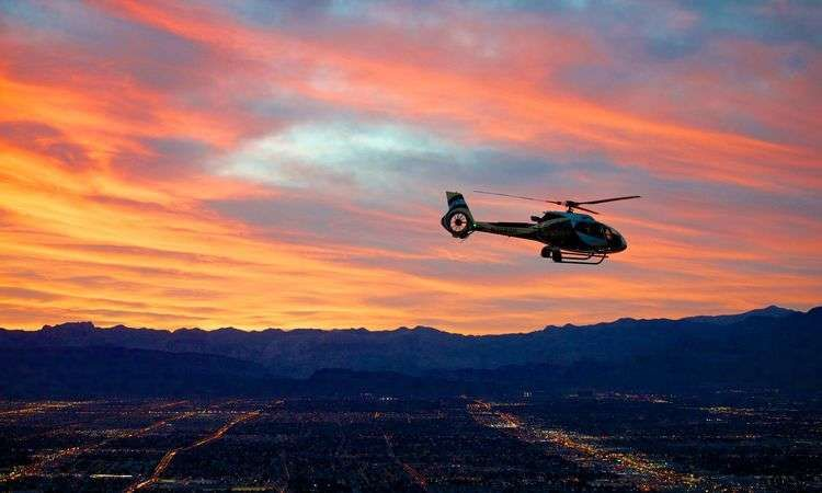 Las Vegas Grand Canyon Heli Adventure – Sunset