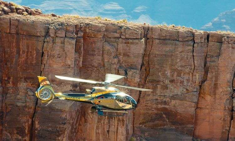 Las Vegas Grand Canyon Heli Adventure with Landing