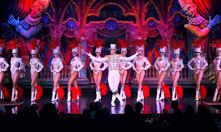 Moulin Rouge - Dinner Toulouse Lautrec's Menu & Show