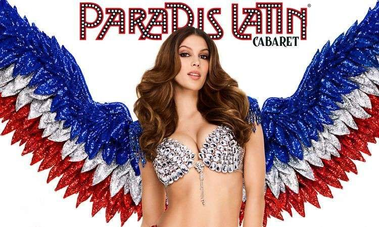 Cabaret Paradis Latin : Show & Demi Bottle of Champagne