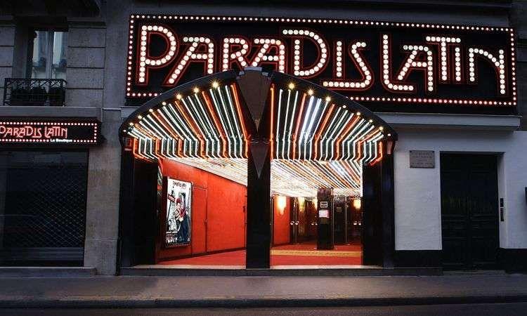 Cabaret Paradis Latin : Star Dinner & Show