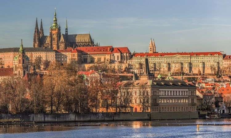 Guided tour of Prague Castle with skip-the-line admission tickets