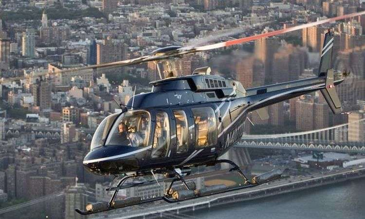 """New York by Night"" Helicopter Experience"