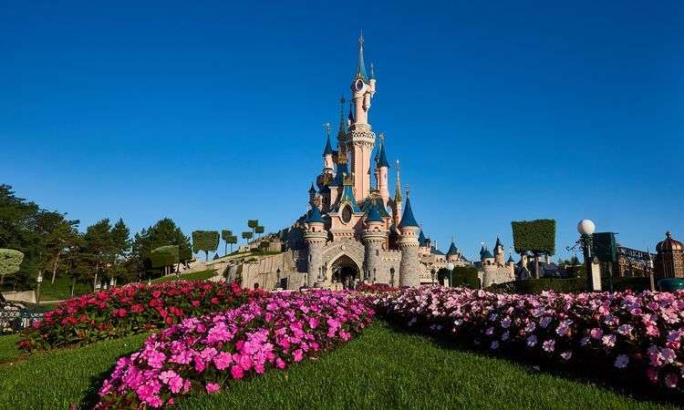 Disneyland Paris1 Day/2 Parks Flexible Ticket